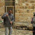 хранитель ключей храма