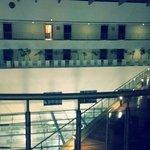 The room lobby