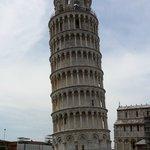 Pise; La tour penchée à 1h de Montaione