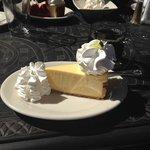 Key Lime Cheesecake, yummy!