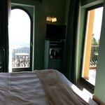 Zimmer 12 mit 2 Balkons