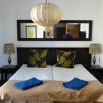 Mkt fräscht och fint rum