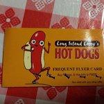 Foto de Long Island Larry's Hotdogs