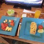 Breakfast: Nasi Goreng