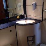 Delightful modern bathroom