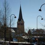 Церковь в Лиллехаммере