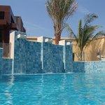 Pool near main restaurant