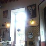 Interior da Taberna