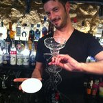 IVAN super barman