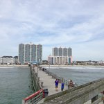 View From Cherry Grove Pier - Daytime