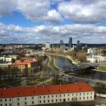 Vilnius centre