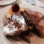 French Toast at Old Rittenhouse Inn