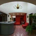 Lobby Hostal