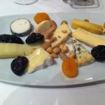 A proper cheese course