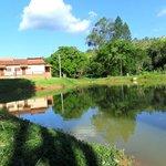 Lago pesca esportiva