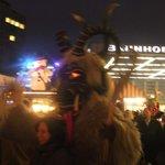 Ночное чудовище Potsdamerplatz.