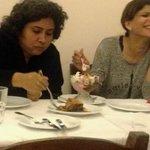 Deveshree & Preeti dig into a massive helping of Ice Cream