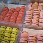 Macarons at Olivia's!