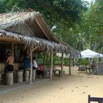 Bluff beach Beach Bar