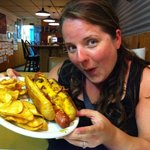 Hot Dogs are HUGE!!!