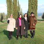 Visiting Tuscany