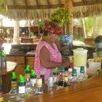 a real Polynesian bar