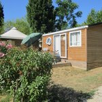 Lodge classic camping Lou Pantaï