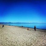 Banjillo (?) beach