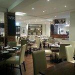 Interior of Primo Restaurant