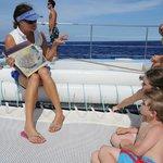 Ocean Sports Snorkel Adventure Marine Life Briefing