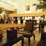 monumental lobby