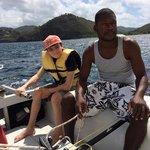 daysail from Marigot Bay
