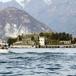 You can reach the Island by boats from Stresa