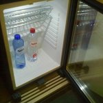 no beer in the mini fridge? Hello, this is Belgium, I thought?