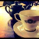 My favourite mint tea.