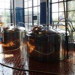 Brewing kettles