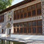 Sheki, Khan's Palast