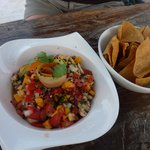 Ceviche to die for