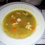 Chicken Noodle Soup 🐥