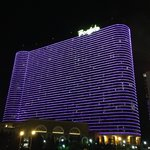 The Borgata by night