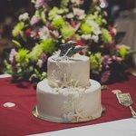 Die sensationelle Hochzeitstorte - alles bestens organisiert!