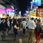 nearby shinlin night market offers lots of food choices...