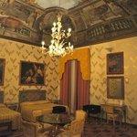 Room Interior at La Rosetta