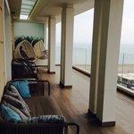 Balcone suite luna