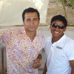 Club beach - Amad and Kadry