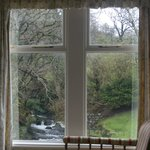 View from room 1 - A Wainwright's room