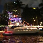 Ft. Lauderdale Christmas boat parade