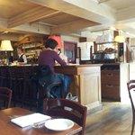 inside cafe campagne