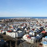 Reykjavik - View from Hallgrimskirkja