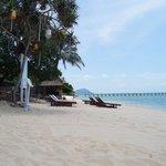 Wunderbarer Strand